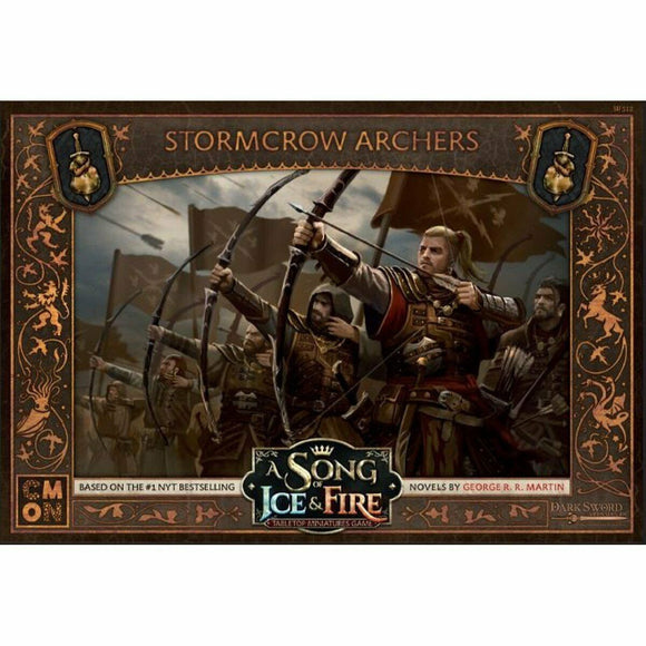 Discount A Song of Ice and Fire Stormcrow Archers - West Coast Games