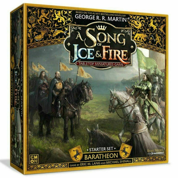 Discount A Song of Ice & Fire Baratheon Starter Set - West Coast Games