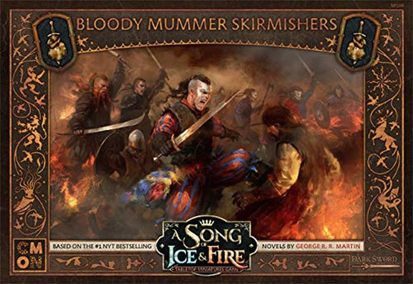 Discount A Song of Ice & Fire Bloody Mummer Skirmishers - West Coast Games
