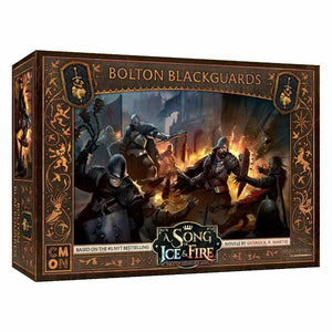 Discount A Song of Ice & Fire Bolton Blackguards - West Coast Games
