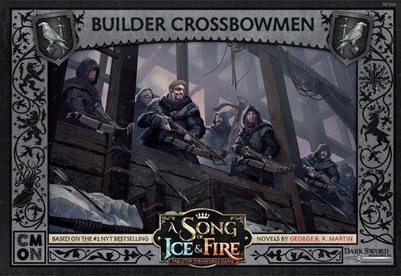 Discount A Song of Ice & Fire Builder Crossbowmen - West Coast Games