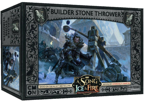 Discount A Song of Ice & Fire Builder Stone Thrower - West Coast Games