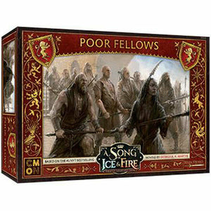 Discount A Song of Ice & Fire Poor Fellows - West Coast Games