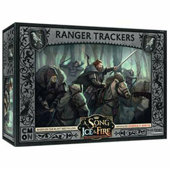 Discount A Song of Ice & Fire Ranger Trackers - West Coast Games