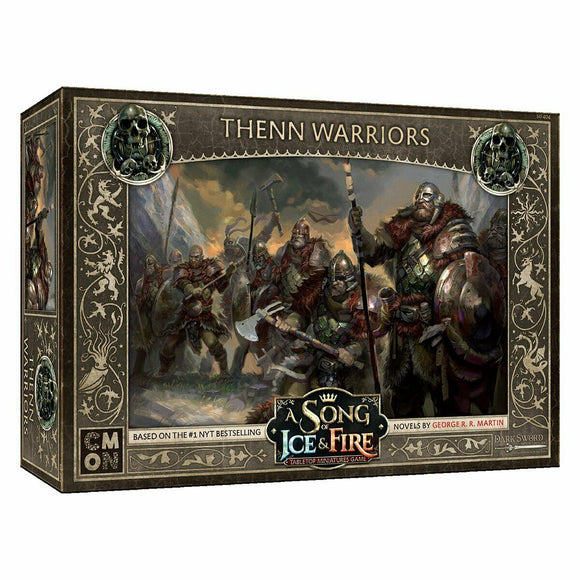 Discount A Song of Ice & Fire Thenn Warriors - West Coast Games