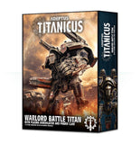 Discount Adeptus Titanicus Warlord Battle Titan with Plasma Annihilator and Power Claw - West Coast Games