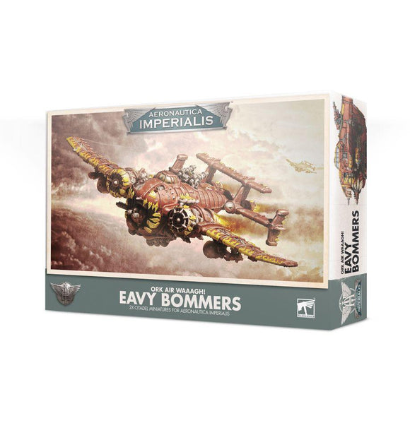 Discount Aeronautica Imperialis Ork Air Waaagh! Eavy Bommers - West Coast Games