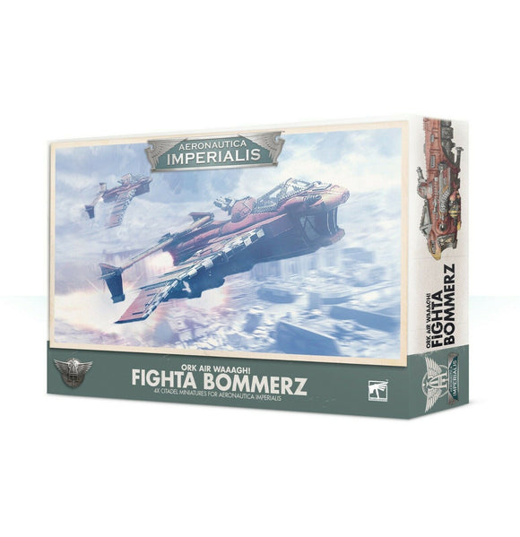 Discount Aeronautica Imperialis Ork Air Waaagh! Fighta Bommers - West Coast Games