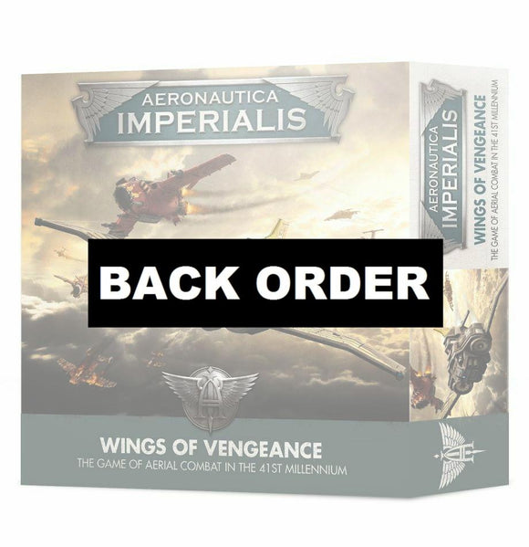 Discount Aeronautica Imperialis: Wings of Vengeance - West Coast Games