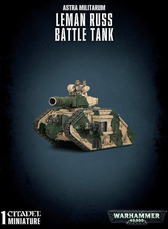 Discount Astra Militarum Leman Russ Battle Tank - West Coast Games
