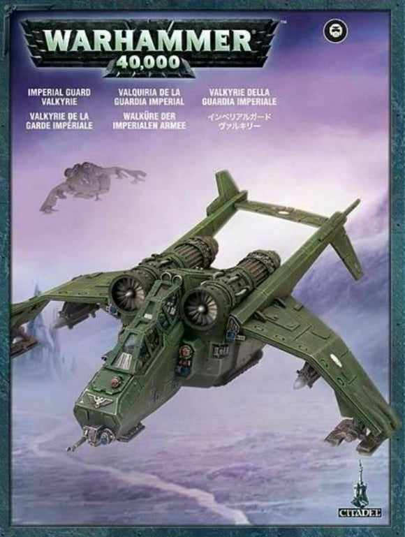 Discount Astra Militarum Valkyrie - West Coast Games