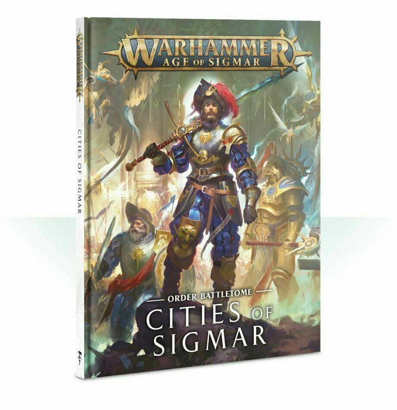 Discount Battletome: Cities of Sigmar - West Coast Games