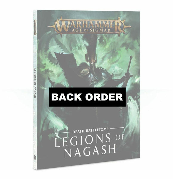 Discount Battletome: Legions of Nagash - West Coast Games