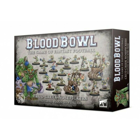 Discount Blood Bowl Crud Creek Nosepickers - West Coast Games
