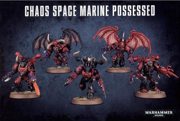 Discount Chaos Space Marine Possessed - West Coast Games