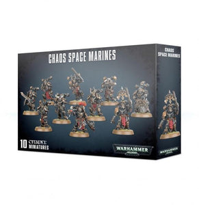 Discount Chaos Space Marines - West Coast Games