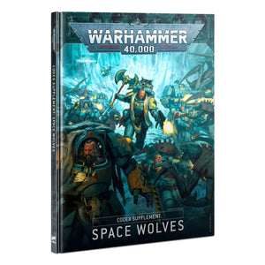 Discount Codex Supplement: Space Wolves - West Coast Games