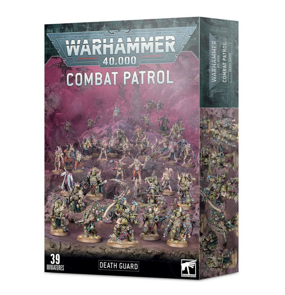 Discount Combat Patrol: Death Guard - West Coast Games