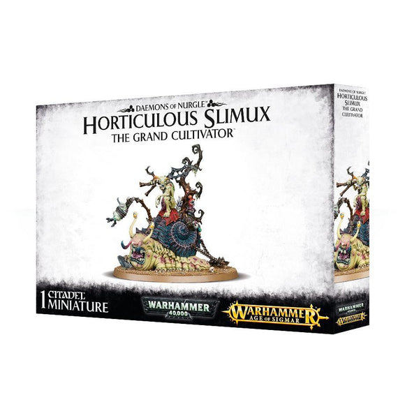 Discount Daemons of Nurgle Horticulous Slimux - West Coast Games