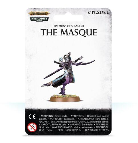 Discount Daemons Of Slaanesh The Masque - West Coast Games