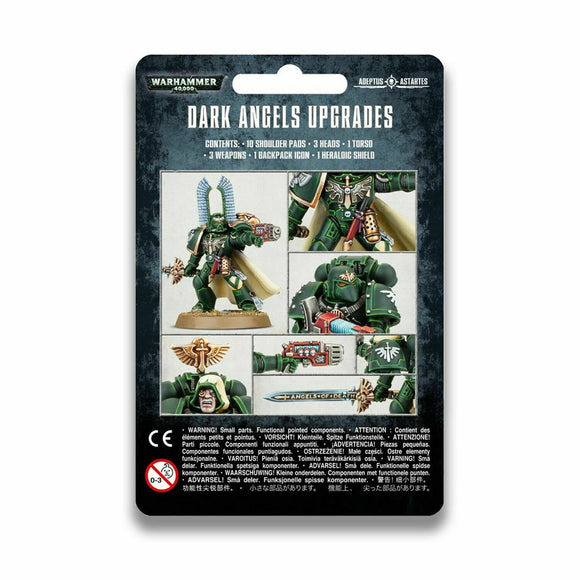 Discount Dark Angels Upgrades - West Coast Games