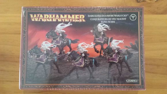 Discount Dark Elves Doomfire Warlocks - West Coast Games