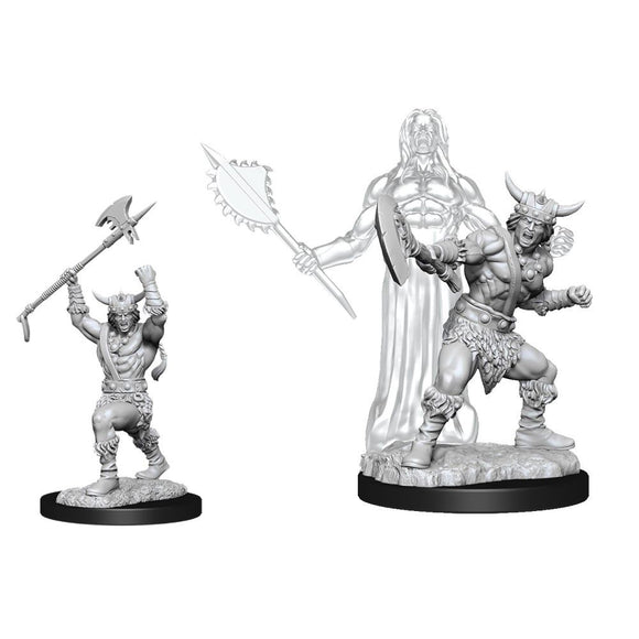 Discount D&D Nolzurs Marvelous Miniatures Human Barbarian - West Coast Games