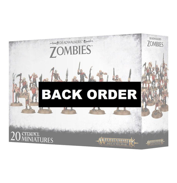 Discount Deadwalkers Zombies - West Coast Games