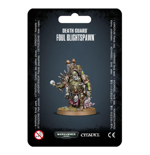 Discount Death Guard Foul Blightspawn - West Coast Games