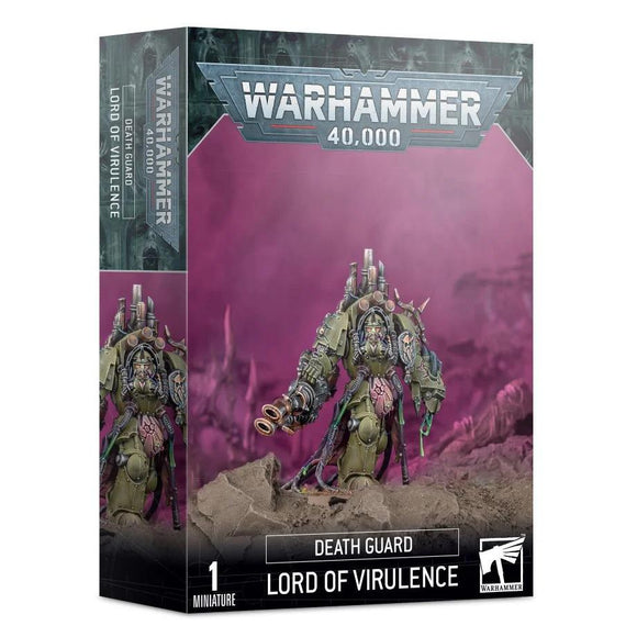 Discount Death Guard Lord of Virulence - West Coast Games