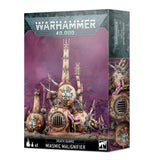 Discount Death Guard Miasmic Malignifier - West Coast Games