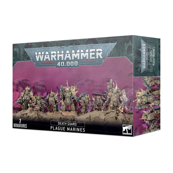 Discount Death Guard Plague Marines - West Coast Games