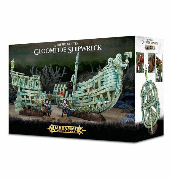 Discount Etheric Vortex: Gloomtide Shipwreck - West Coast Games