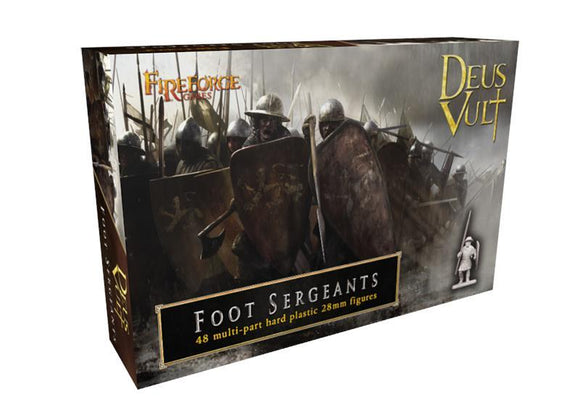 Discount Fireforge Games Foot Sergeants - West Coast Games