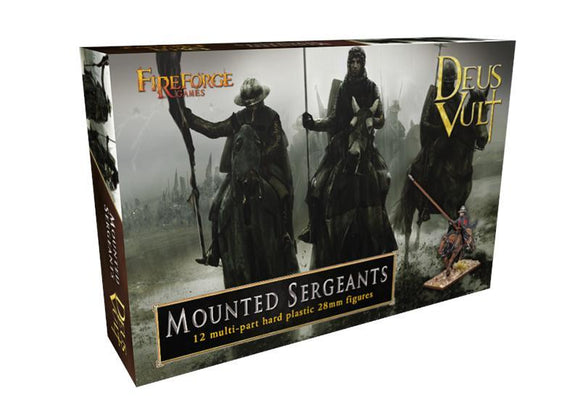 Discount Fireforge Games Mounted Sergeants - West Coast Games