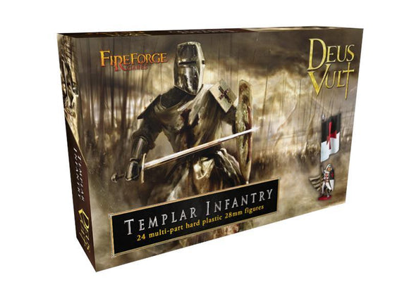 Discount Fireforge Games Templar Infantry - West Coast Games