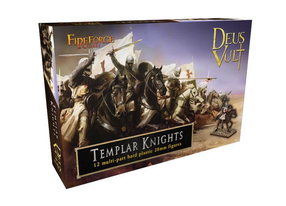 Discount Fireforge Games Templar Knights - West Coast Games