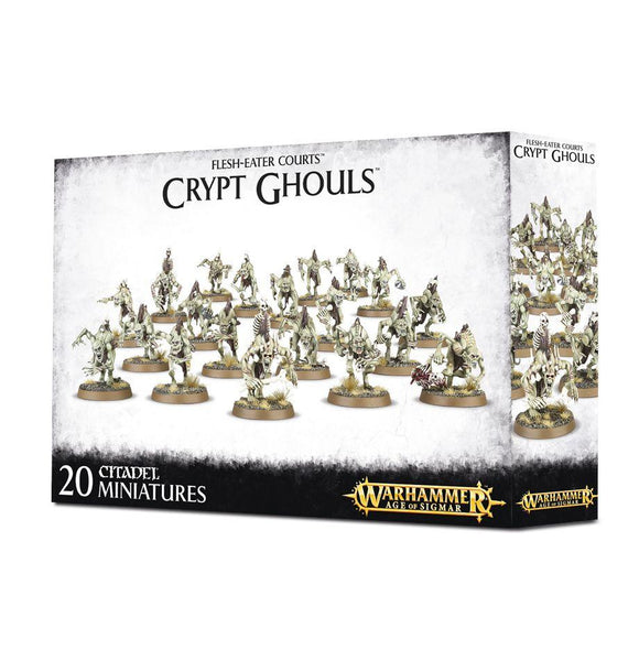 Discount Flesh-Eater Courts Crypt Ghouls - West Coast Games