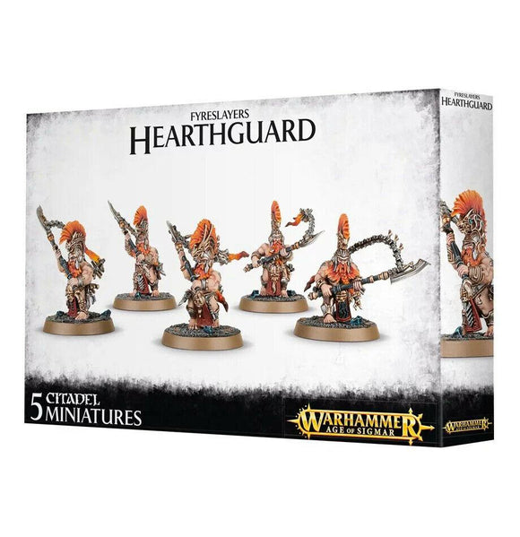 Discount Fyreslayers Hearthguard - West Coast Games