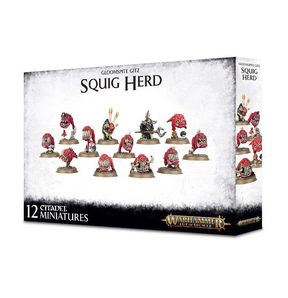Discount Gloomspite Gitz Squig Herd - West Coast Games
