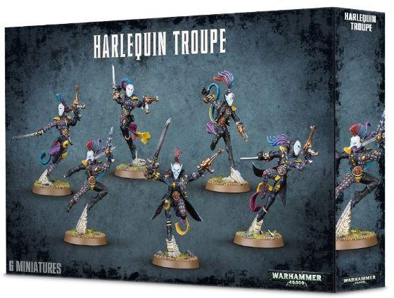 Discount Harlequin Troupe - West Coast Games