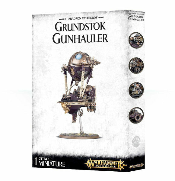 Discount Kharadron Overlords Grundstok Gunhauler - West Coast Games