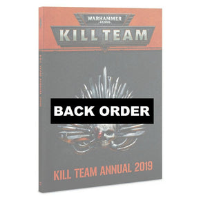 Discount Kill Team Annual 2019 - West Coast Games