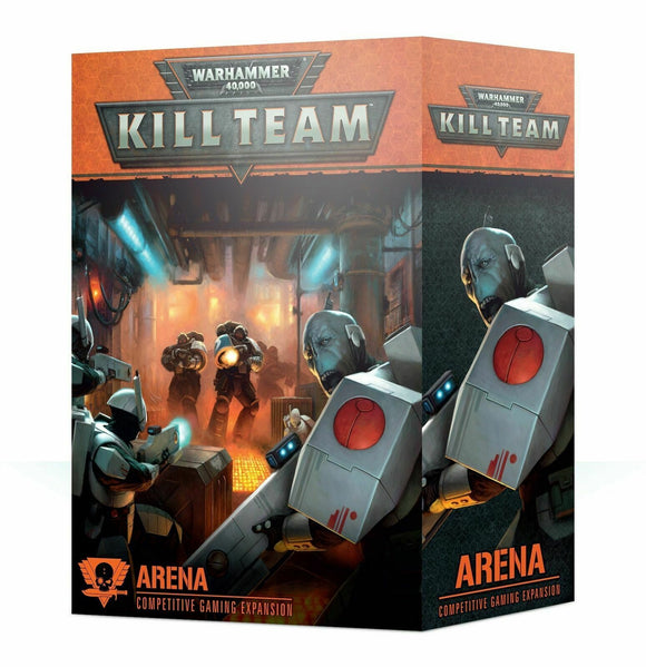 Discount Kill Team: Arena – Competitive Gaming Expansion - West Coast Games