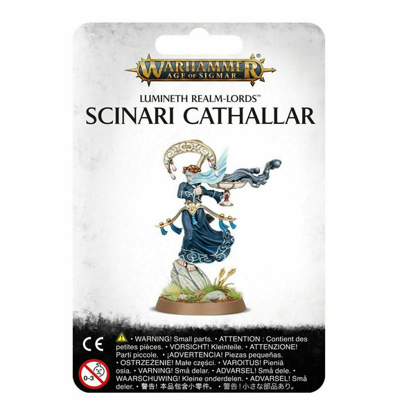 Discount Lumineth Realm-lords Scinari Cathallar - West Coast Games
