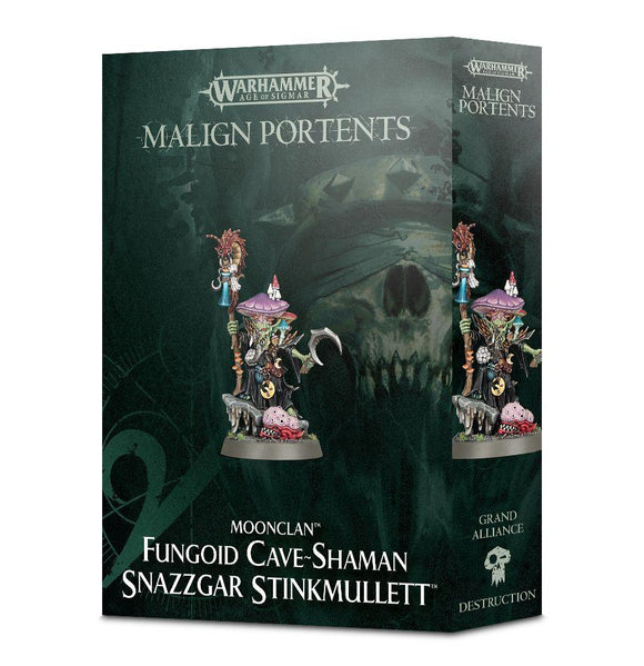 Discount Malign Portents Fungoid Cave-Shaman Snazzgar Stinkmullett - West Coast Games