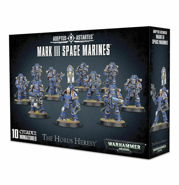 Discount Mark III Space Marines - West Coast Games