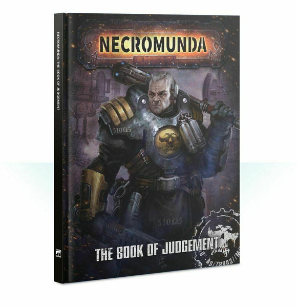 Discount Necromunda: The Book of Judgement - West Coast Games