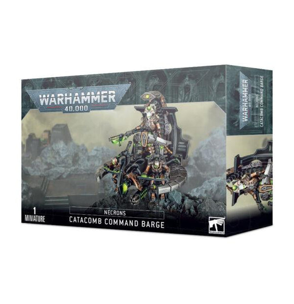Discount Necrons Catacomb Command Barge - West Coast Games