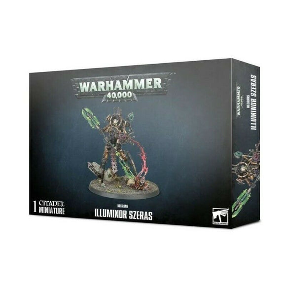 Discount Necrons Illuminor Szeras - West Coast Games